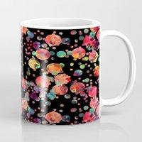 confetti Mugs featuring Confetti by Schatzi Brown