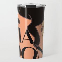 Tayra from Amazonia Travel Mug