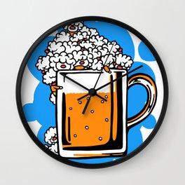 beer's Wall Clock