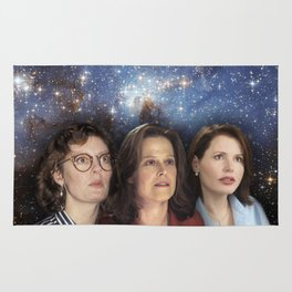 THE THREE GREAT LADIES Rug