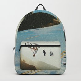 Beyond the limit Backpack