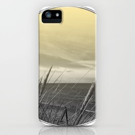 Before the Storm - diamond graphic iPhone Case