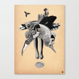 Oneness :: 4 Canvas Print