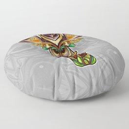Owl totem Floor Pillow