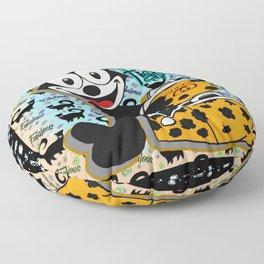 FABULOUS FELIX Floor Pillow