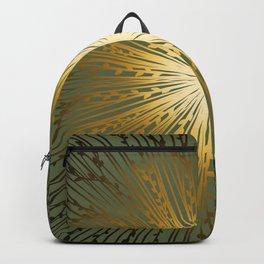 Wheat Sunburst Backpack