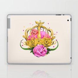 Queen crown Laptop & iPad Skin