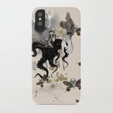 Lust of an Angel Slim Case iPhone X