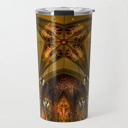 Cathedral Of The Madeleine 2 - Utah Travel Mug