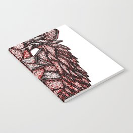 Lion Mask Notebook
