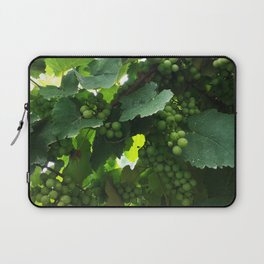 Green grapes Nature Design Laptop Sleeve