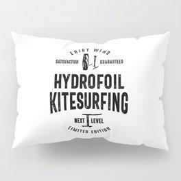 Kitesurf t shirt Kite Surfing Gifts Pillow Sham
