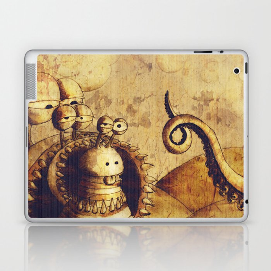 Brusuillis Laptop & iPad Skin