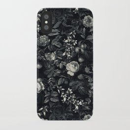 Black Forest III iPhone Case