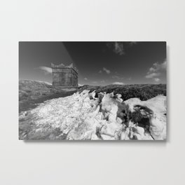 British Folly on the Hill Metal Print