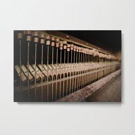 hammers Metal Print