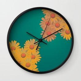 Flo Wall Clock