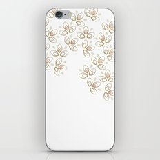 Light Blossoms iPhone & iPod Skin