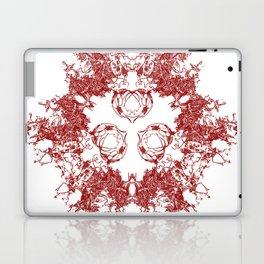 Mitosis (No. 1)   Maroon Laptop & iPad Skin
