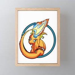 Raichrde Framed Mini Art Print