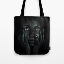 Black 03 Tote Bag