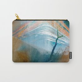 the sun is out there (pinhole camera) Carry-All Pouch