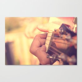 Summer Chord  Canvas Print