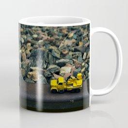 Un peu de travail au biz // A little bit of work in the biz Coffee Mug
