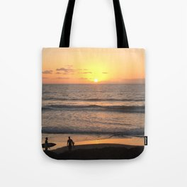 The Last Surf Tote Bag
