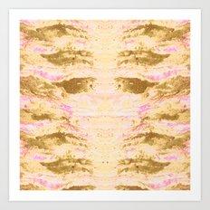 Grace Sandstone Art Print