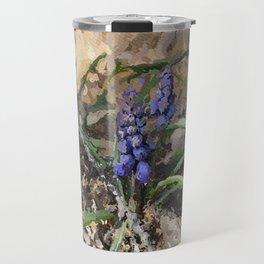 Happy Hyacinth Travel Mug