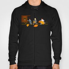 How Can A Train Be Lost? Hoody