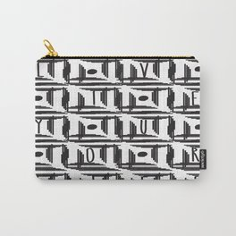 b&w Carry-All Pouch