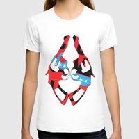 guns T-shirts featuring Kong Guns by launa