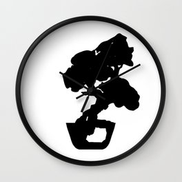 Bonsai Series Wall Clock