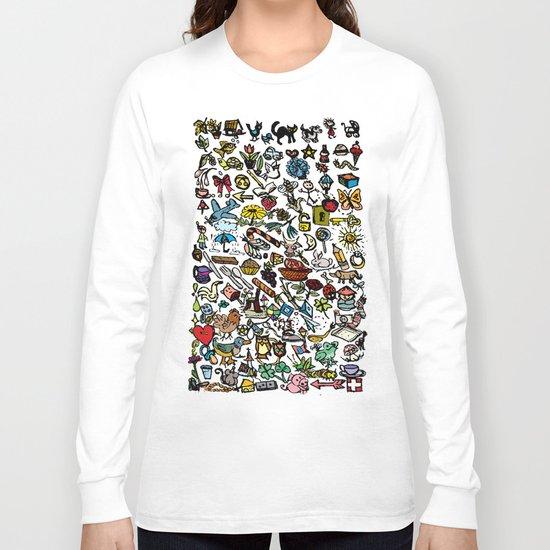 100 things Long Sleeve T-shirt