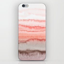 WITHIN THE TIDES CORAL DAWN iPhone Skin