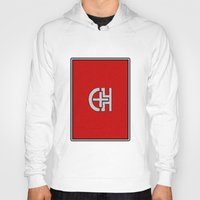 switzerland Hoodies featuring Glassy Switzerland by matthieugissler