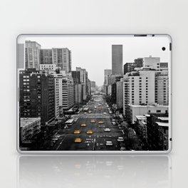 Black Cab Laptop & iPad Skin