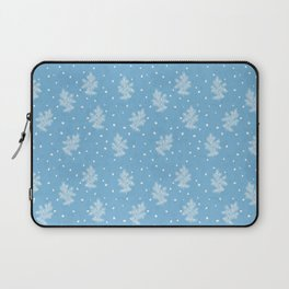 I don't know let it snow Xmas pattern Laptop Sleeve