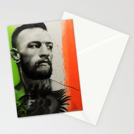 'C.M.G' Stationery Cards