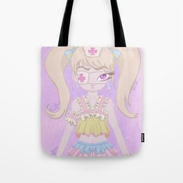 Nurse-chan Tote Bag