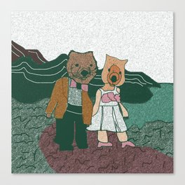 Wilsons Prom Canvas Print