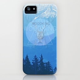 WOODY iPhone Case