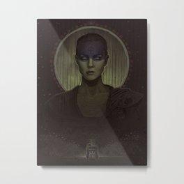 Furiosa Road Metal Print