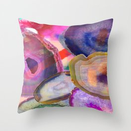Rhumba. Throw Pillow