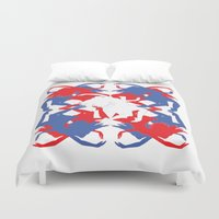 dancer Duvet Covers featuring Dancer by Design4u Studio