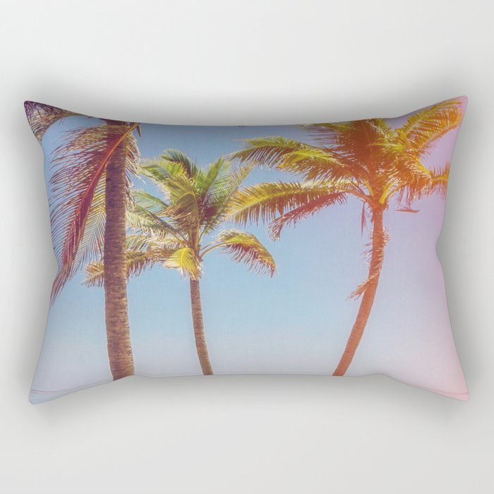 Tropical Breezes Rectangular Pillow