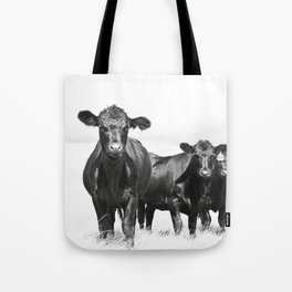 Cattle Country Photograph Tote Bag