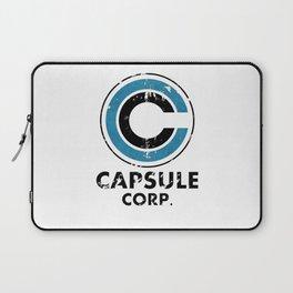 Capsule Corp Vintage bright Laptop Sleeve